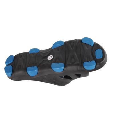 Pánské gumové pantofle Tomas modré - 2