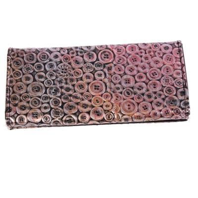 Stylová dámská peněženka Silva růžová - 2