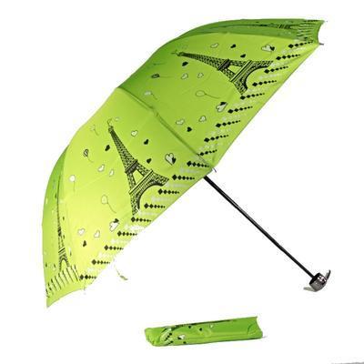 Malý deštník Maxim zeleny - 2