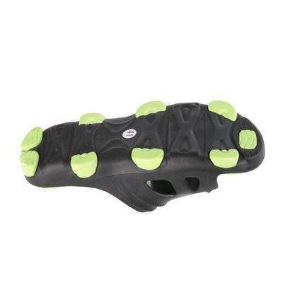 Pánské gumové pantofle Tomas zelené - 2