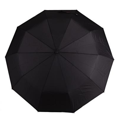 Luxusní pánský černý deštník Pietro - 2