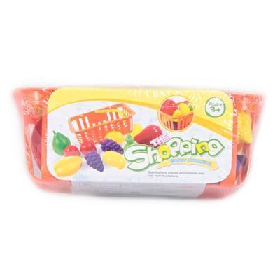 Sada ovoce a zeleniny v košíčku Archie - 2