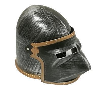 Dětská plastová rytířská helma Cesar - 2