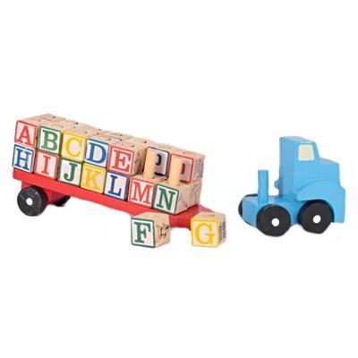 Dřevěné nákladní auto Dru - 2