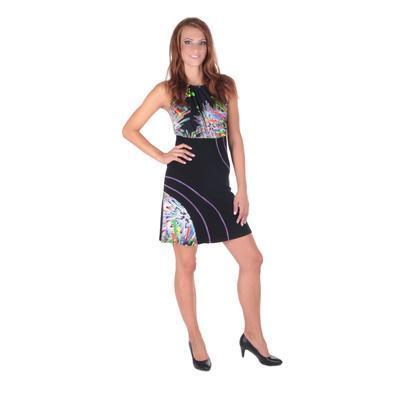Letní šaty za krk Panky - 2