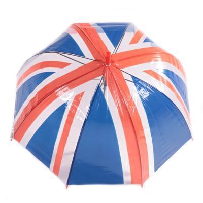 Průhledný deštník Free  - 2