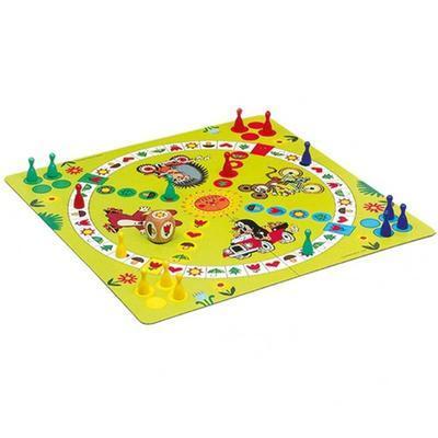 Dětská společenská hra pojď si hrát Krtek - 2