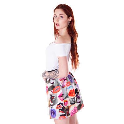 Bílé tričko s krátkým rukávem Marika - 2