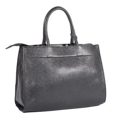 Atraktivní dámská černá kabelka Andre 7A - 2