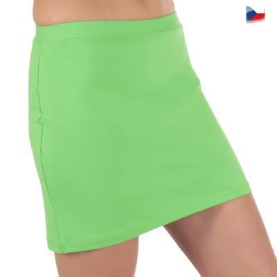 Zelená sukně Ashle - 2