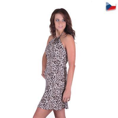 Letní šaty  Emma se zvířecím motivem - 2