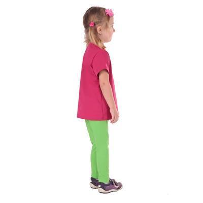 Světle zelené dětské legíny Cruso od 98-116 - 2