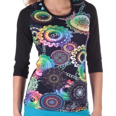 Luxusní dámské tričko Dorin - 2