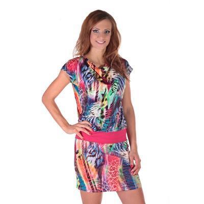 Romantické letní šaty Tiara - 2