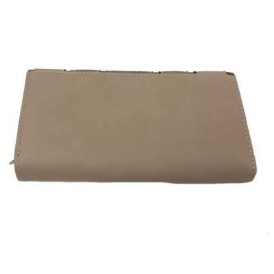 Hnědá luxusní dámská peněženka Ellini - 2
