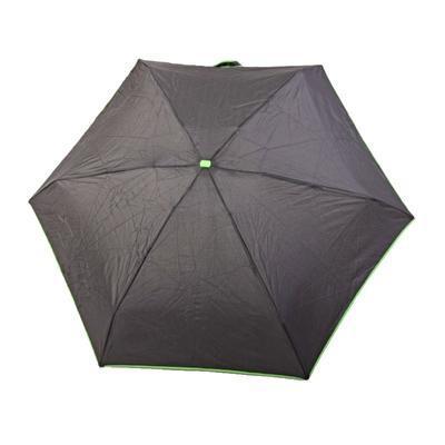 Skládací mini deštník Marko zelený - 2