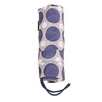 Skládací mini deštník Puntík světle modrý - 2