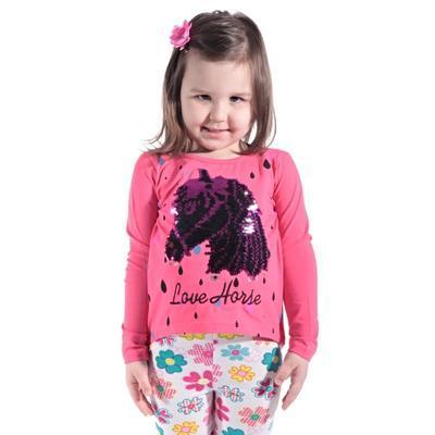 Růžové měnící bavlněné tričko Mick - 2