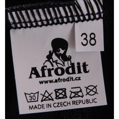 Dlouhá tyrkysová mikina Resy od značky Afrodit - 2