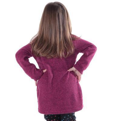 Dívčí svetr s měnícím obrázkem Pedro růžové - 140, 140 - 2