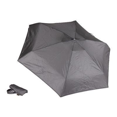 Skládací mini deštník Marko černý - 2