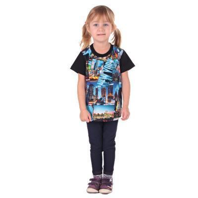Kalhotové dívčí legíny Emma od 98-116 - 2