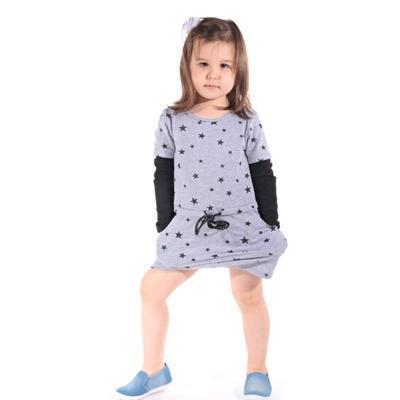 Dívčí bavlněné šaty Riky - 2