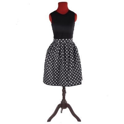Zavinovací dámská retro sukně Magda - 2
