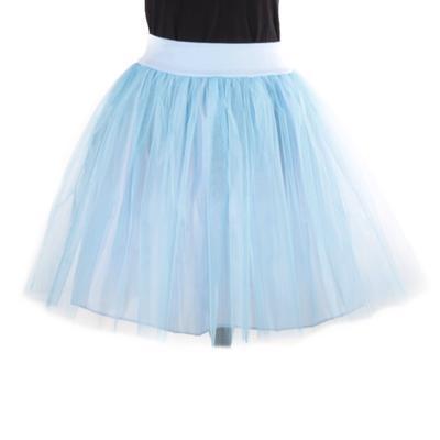 Tutu dámská sukně Šárka modrá - 2