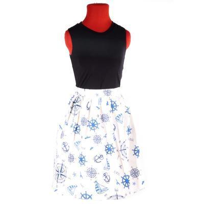 Zavinovací dámská sukně Ola  - 2