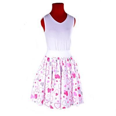 Dámská kolová sukně Burket Love - 2