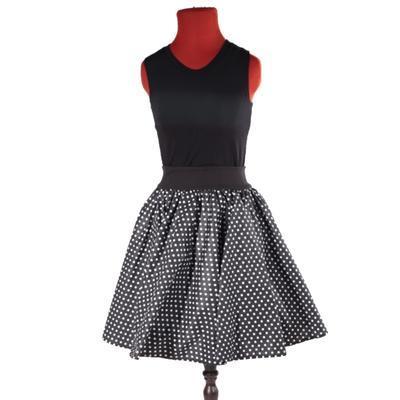 Dámská retro sukně Adel černá - 2
