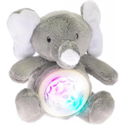 Plyšové zvířátko se světlem Slon - 2