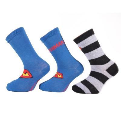 Klasické klučičí ponožky Superman P5c - 3