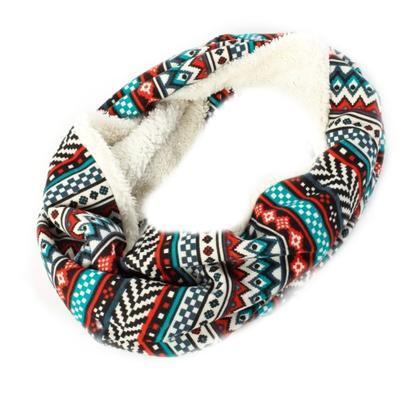 Zimní šátek Barbara G4 - 3