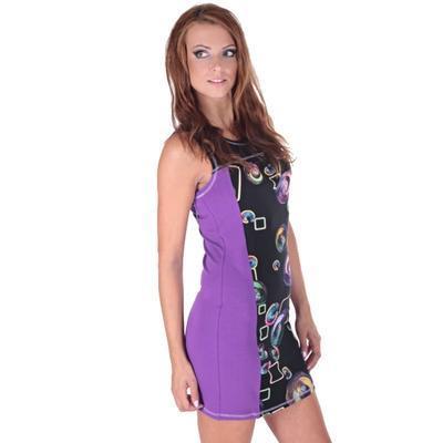 Luxusní letní šaty Lila - 3