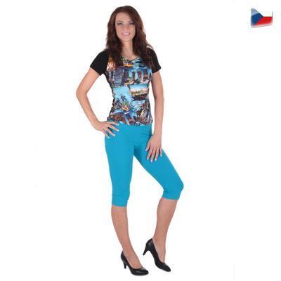 Dívčí tričko Baily s moderním potiskem - 3