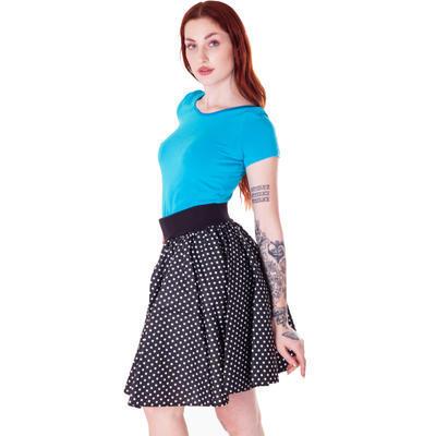 Modré tričko s krátkým rukávem Belita - 3