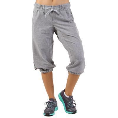 Puma Move 3/4 Sweat Pants šedé - 3