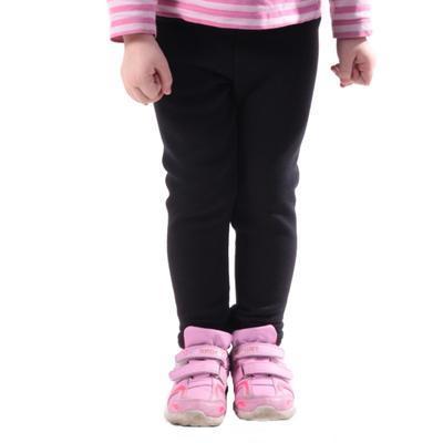 Dívčí zimní legíny Rebeka černé - 3