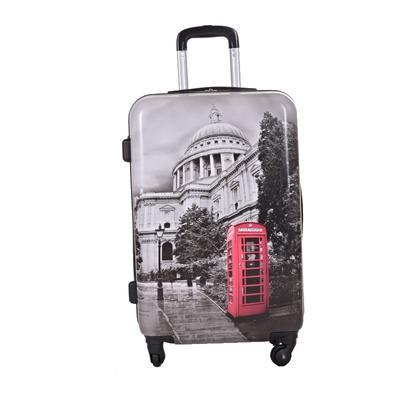 Cestovní kufr ABS England - velký - 3