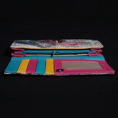 Dámská moderní peněženka Sara - 3