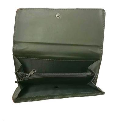 Zelená stylová dámská peněženka Valentino - 3