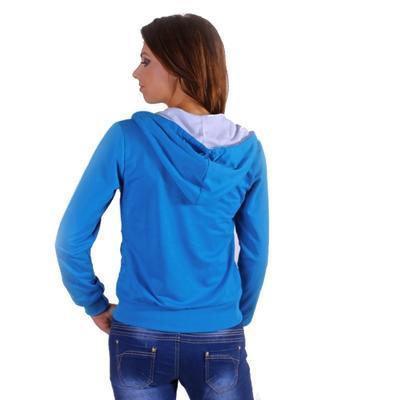 Sportovní mikina Dyna modrá - 3