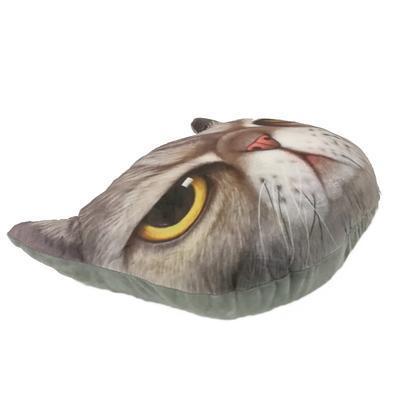 Nadýchaný polštář kočka Čáva - 3