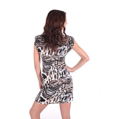 Letní šaty se zvířecím motivem Smaily  - 3