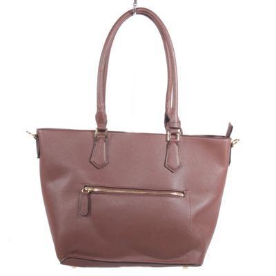 Luxusní hnědá kabelka Sam H - 3