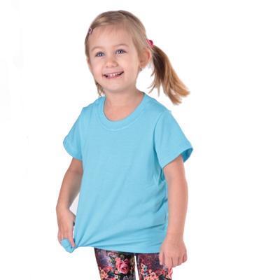 Tričko krátký rukáv Laura světle modré od 122-146 - 3