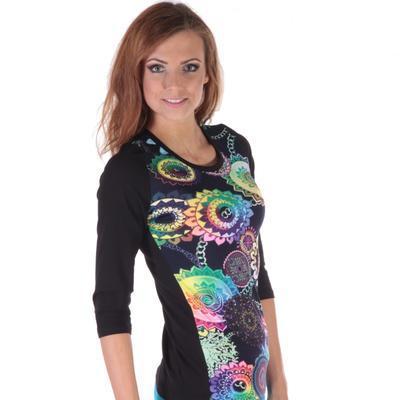 Luxusní dámské tričko Dorin - 3