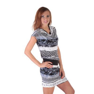 Luxusní letní šaty Aine - 3